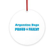 Dogo Parent Ornament (Round)