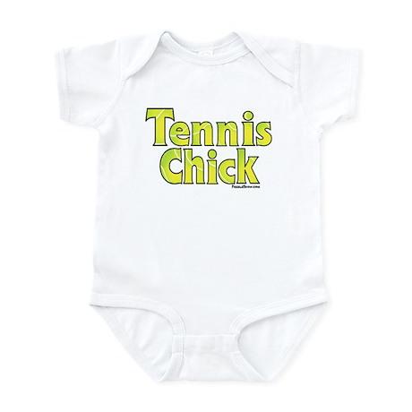 TENNIS CHICK Infant Bodysuit