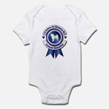 Showing Sheepdog Infant Bodysuit