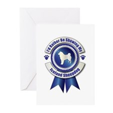 Showing Sheepdog Greeting Cards (Pk of 10)