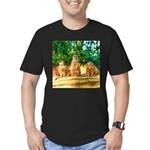 Meerkats standing guard T-Shirt