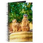 Meerkats standing guard Journal