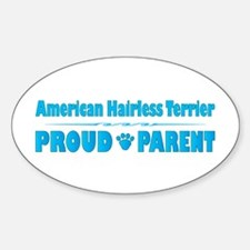 AHT Parent Oval Decal