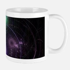 Abstract Art Universe Mugs