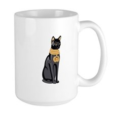 Egyptian Cat God Bastet Mugs
