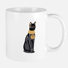 Egyptian Cat God Bastet Mugs