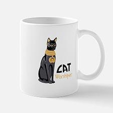 CAT Worshiper Mugs