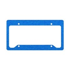 Rubber Ducky Family Outing License Plate Holder