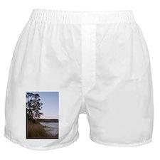 fortescue bay sunrise Boxer Shorts