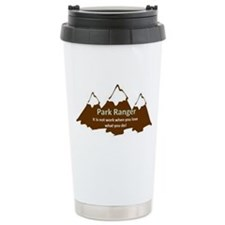 Park Ranger Travel Mug