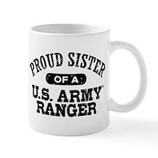 Army Ranger Sister Mug