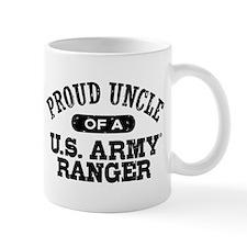 Army Ranger Uncle Small Mug