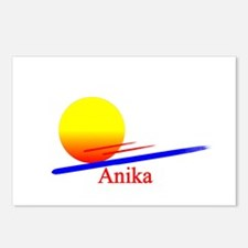 Anika Postcards (Package of 8)