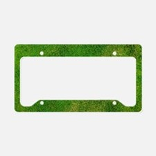 I Love Golf  License Plate Holder