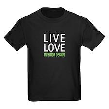 Live Love Interior Design T