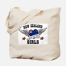 New Zealand has the best girl Tote Bag