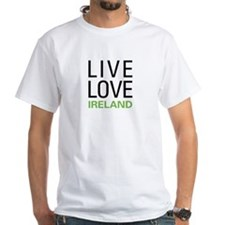 Live Love Ireland Shirt