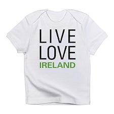 Live Love Ireland Infant T-Shirt