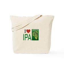 I Love IPA Tote Bag