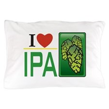 I Love IPA Pillow Case