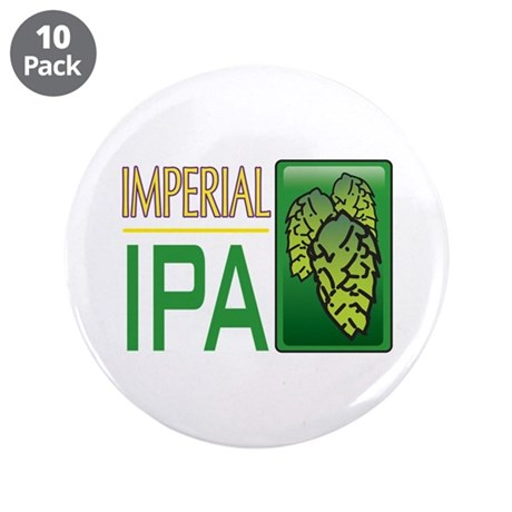 """Imperial IPA 3.5"""" Button (10 pack)"""