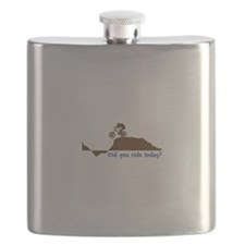 Did You Ride Today? Flask