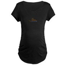 Did You Ride Today? Maternity T-Shirt