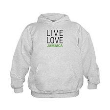 Live Love Jamaica Hoodie