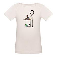 Siamese Yarn Thief T-Shirt
