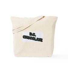 D.C. CHOCOLATE Tote Bag
