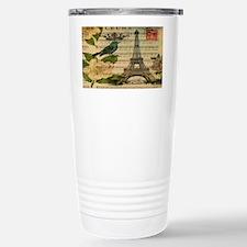 vintage bird nest butte Stainless Steel Travel Mug