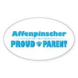 Affenpinscher Bumper Stickers
