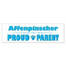 Affenpinscher Parent Bumper Bumper Sticker