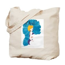 Doll Tote Bag