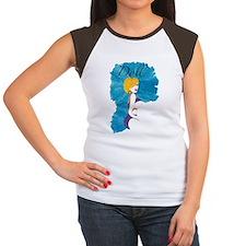 Doll Women's Cap Sleeve T-Shirt