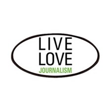 Live Love Journalism Patches