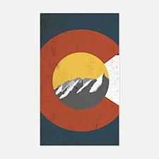 Colorado State Flag Decal