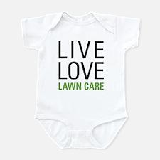 Live Love Lawn Care Infant Bodysuit