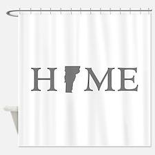 Vermont Home Shower Curtain