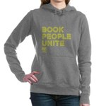 Book People Unite Women's Hooded Sweatshirt