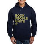 Book People Unite Hoodie (dark)