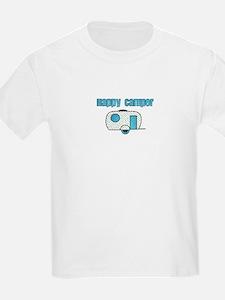 Happy Camper (Blue) T-Shirt