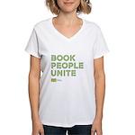 Book People Unite T-Shirt