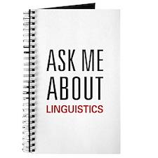 Ask Me About Linguistics Journal