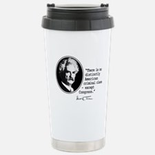 Mark Twain... Travel Mug