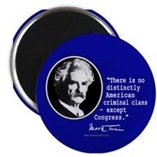 Mark Twain... Magnet