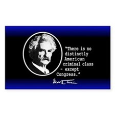 Mark Twain... Decal