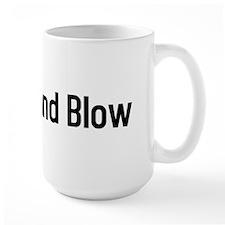 Hookers and Blow Mug