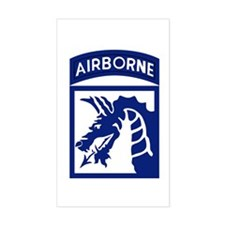 18th Airborne Decal