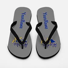 Alaska Girl Flip Flops